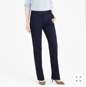 J crew Addison trousers new in plastic bag